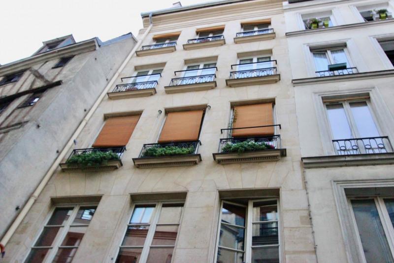 Sale apartment Paris 3ème 285000€ - Picture 2