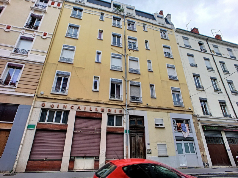 Alquiler  apartamento Villeurbanne 550€ CC - Fotografía 5