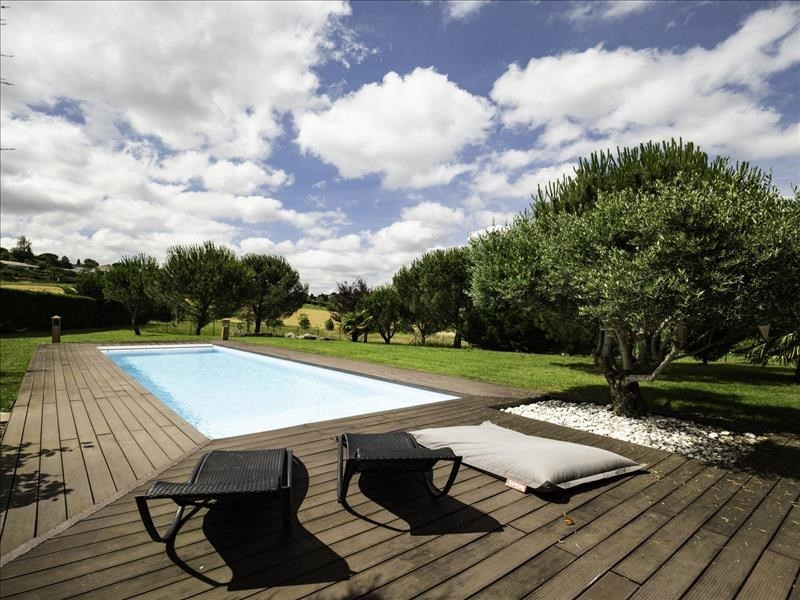Immobile residenziali di prestigio casa Albi 588000€ - Fotografia 2