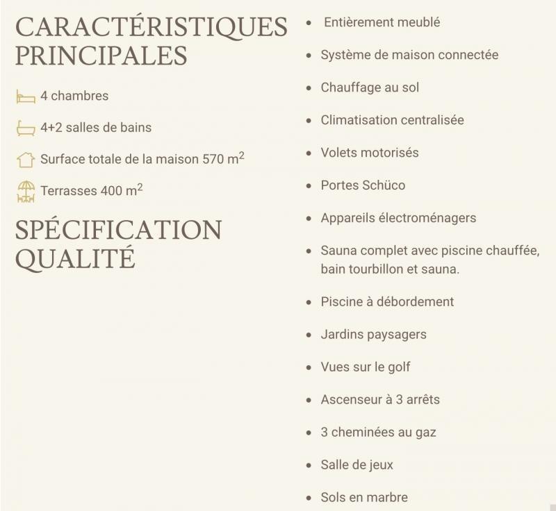 Verkauf von luxusobjekt haus Orihuela 2725000€ - Fotografie 19
