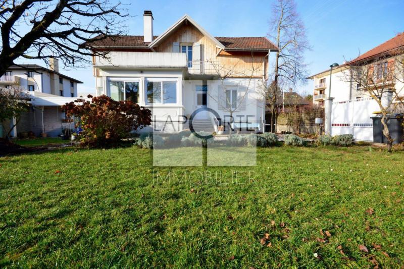 Maison annecy quartier av des romains
