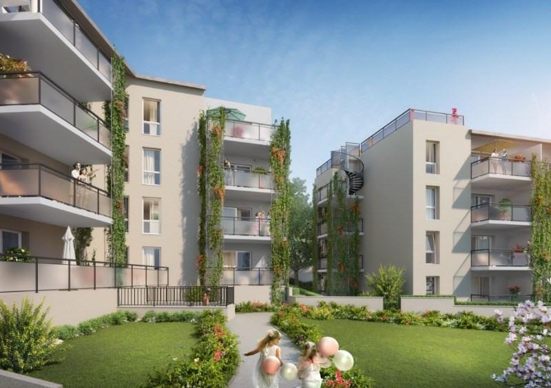 Vente appartement Neuville sur saone 273000€ - Photo 4