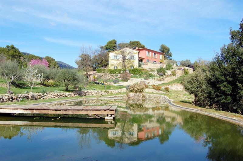 Deluxe sale house / villa Le canton de fayence 950000€ - Picture 1