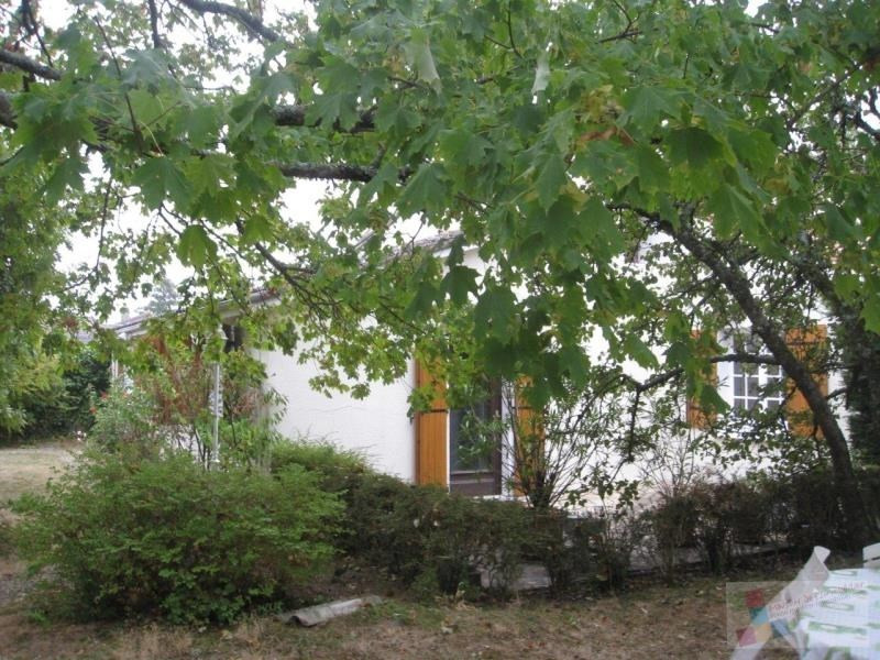 Vente maison / villa Cherves richemont 160 500€ - Photo 4