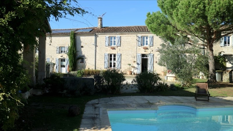 Sale house / villa Villiers en plaine 260 000€ - Picture 1