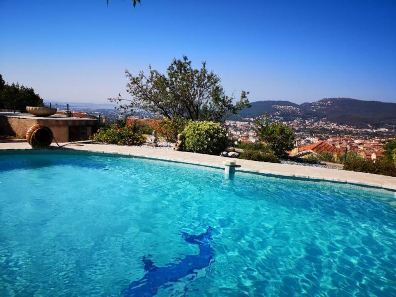 Venta de prestigio  casa Hyeres 698800€ - Fotografía 2