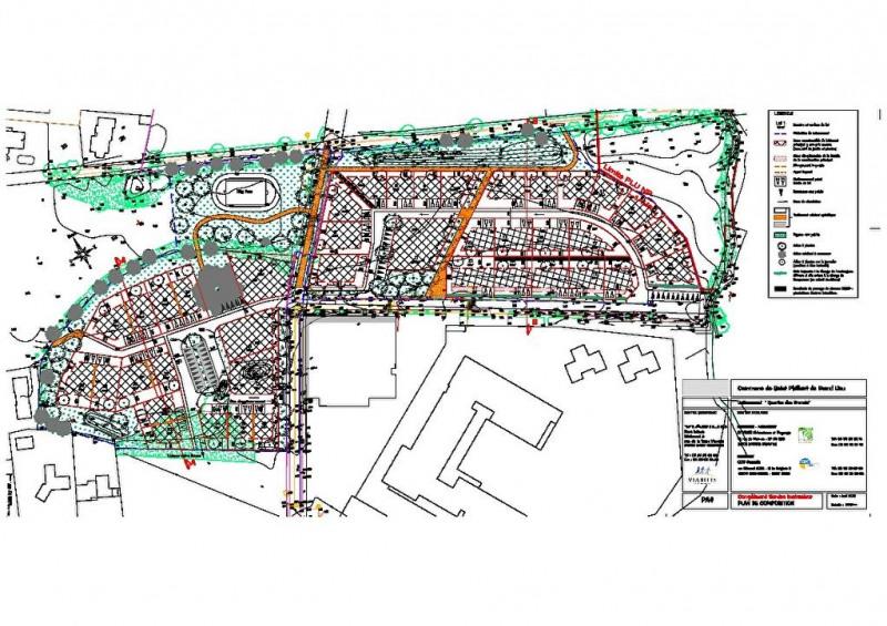Vente terrain St philbert de grand lieu 71000€ - Photo 1