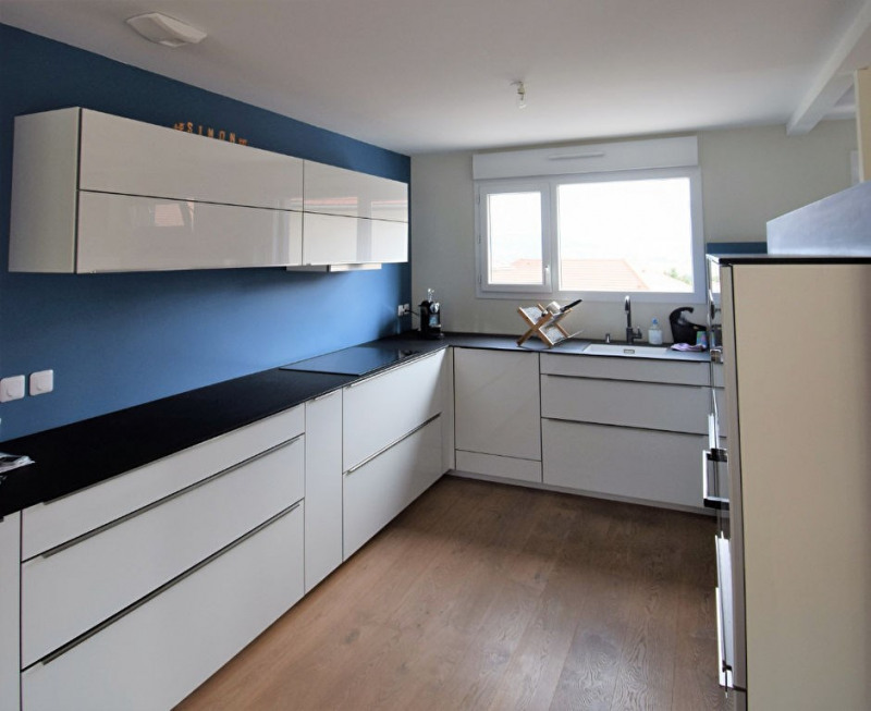 Vente maison / villa Poisy 550000€ - Photo 2