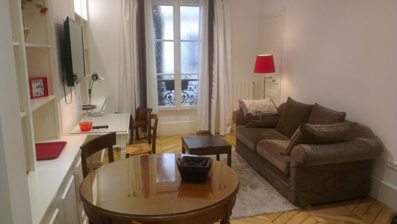 Rental apartment Paris 17ème 1950€ CC - Picture 3