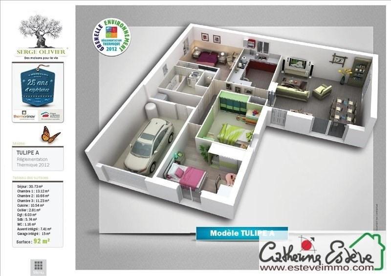 Sale house / villa Canohes 194000€ - Picture 2