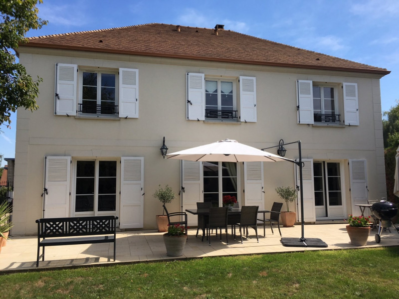 Sale house / villa Villennes sur seine 945000€ - Picture 1