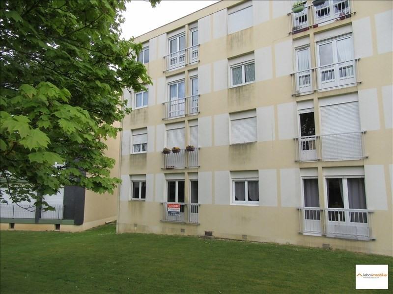 Location appartement Yvetot 390€ CC - Photo 4