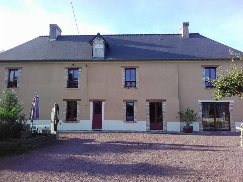 Sale house / villa Pont hebert 213000€ - Picture 1