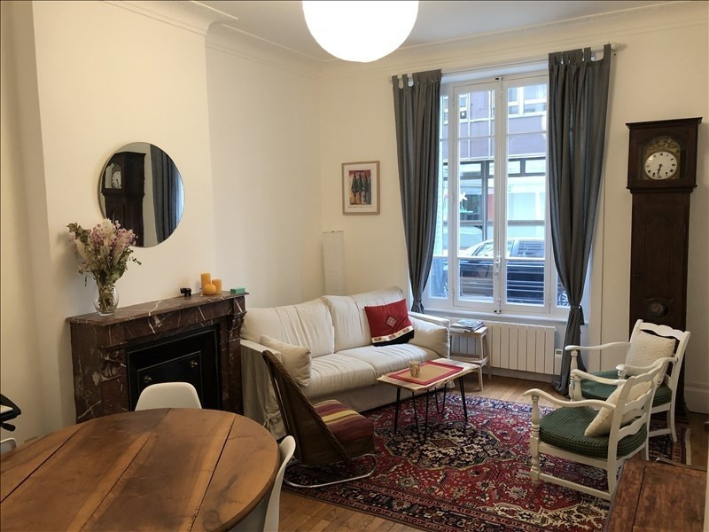 Sale apartment Lyon 6ème 395000€ - Picture 1