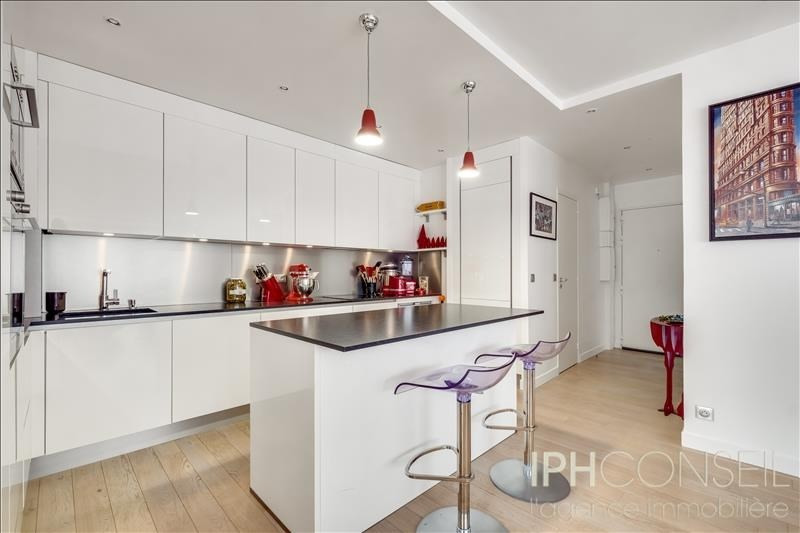 Vente de prestige appartement Neuilly sur seine 1 390 000€ - Photo 5