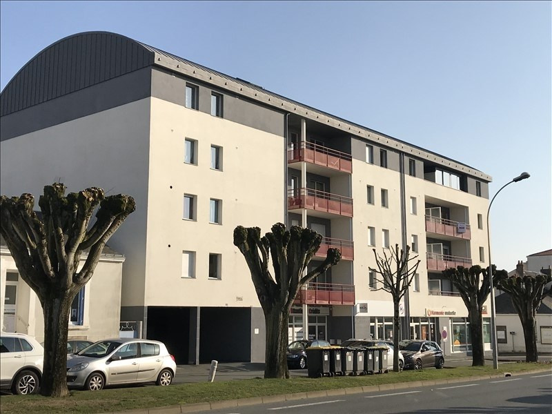 Vente appartement La roche sur yon 149 000€ - Photo 1