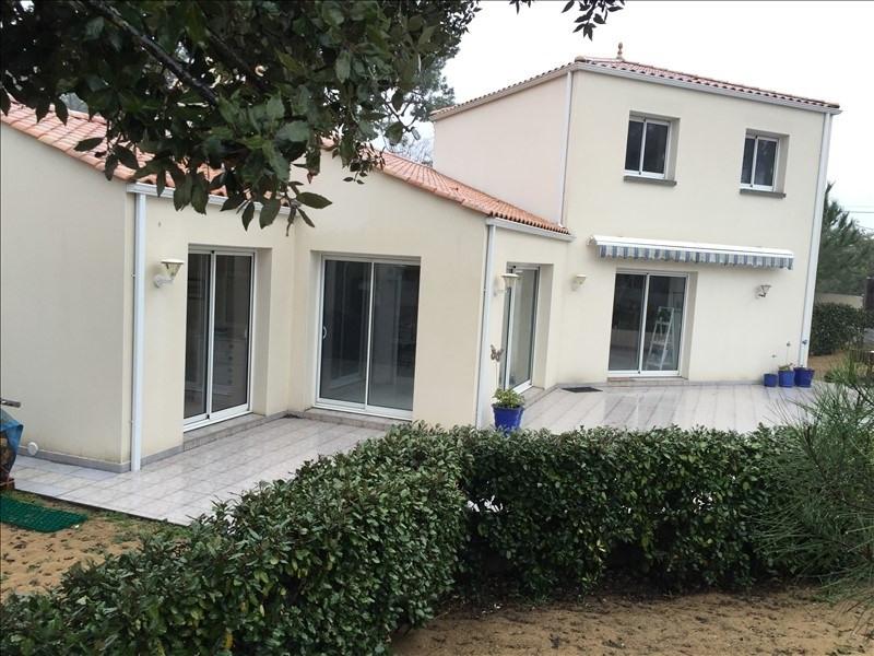 Sale house / villa Jard sur mer 416000€ - Picture 1