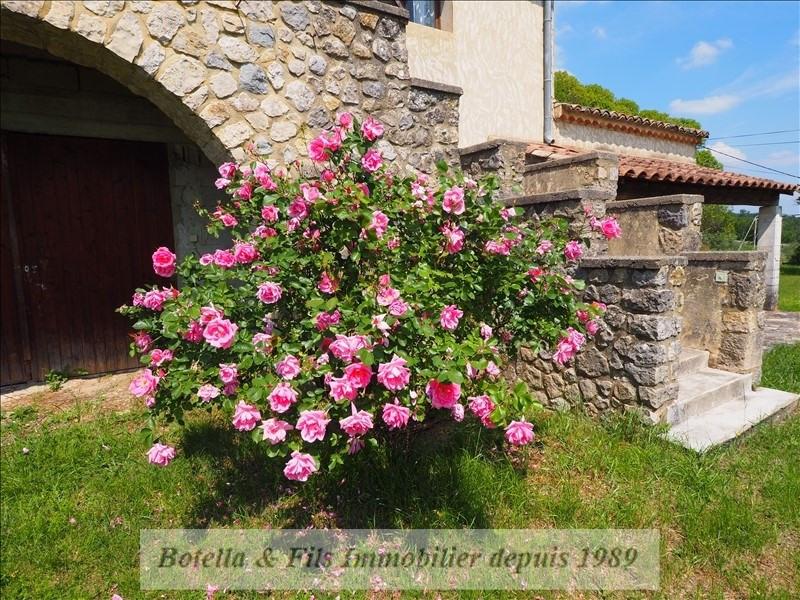 Venta  casa Barjac 266000€ - Fotografía 3