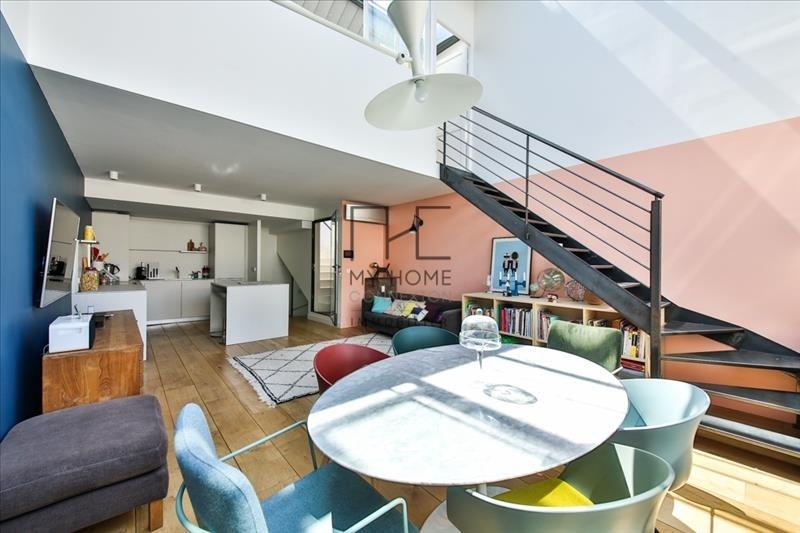 Venta de prestigio  casa Montrouge 1095000€ - Fotografía 4