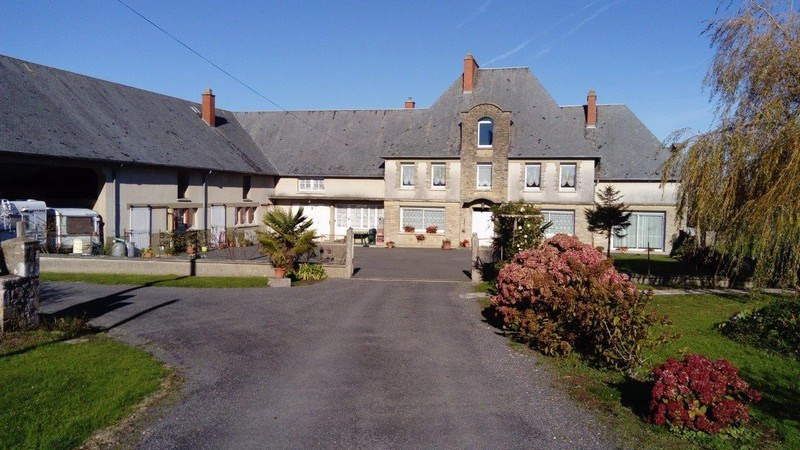 Vente maison / villa Carentan 296 500€ - Photo 1