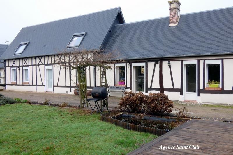 Sale house / villa Conches en ouche 241000€ - Picture 1