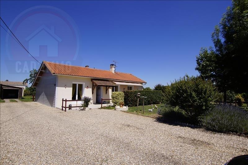 Vente maison / villa Gardonne 145000€ - Photo 2