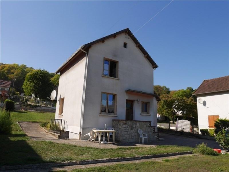 Sale house / villa Guerville 210000€ - Picture 1