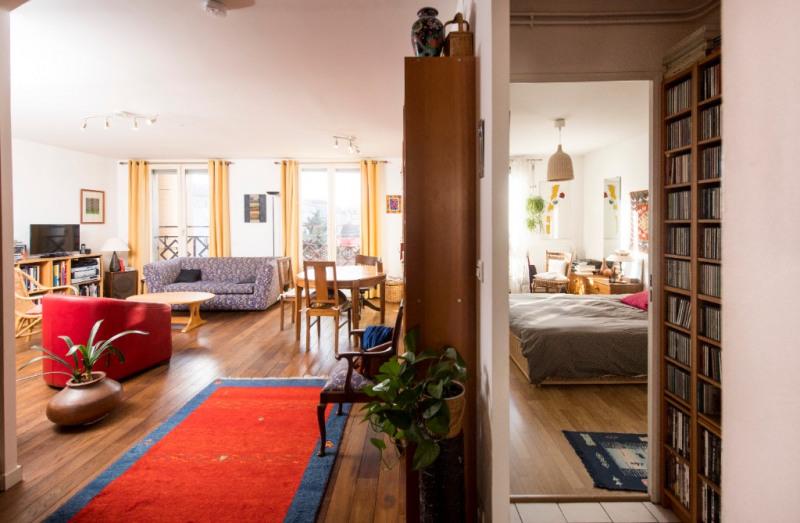 Sale apartment Lyon 6ème 498000€ - Picture 2