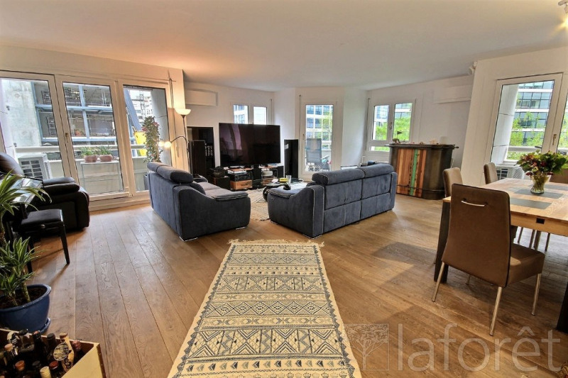 Vente de prestige appartement Levallois perret 1 495 000€ - Photo 1