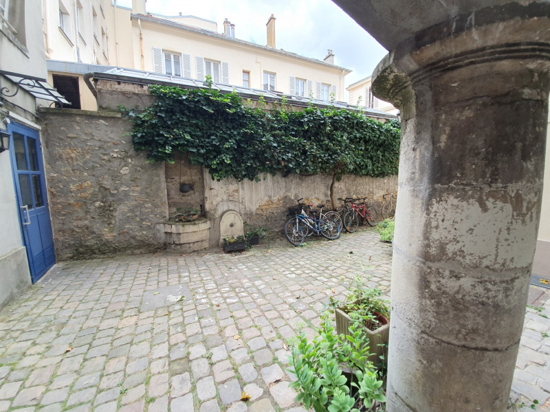 Vente appartement Versailles 309000€ - Photo 10