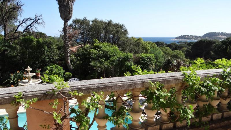 Location vacances maison / villa Cavalaire sur mer 4200€ - Photo 2
