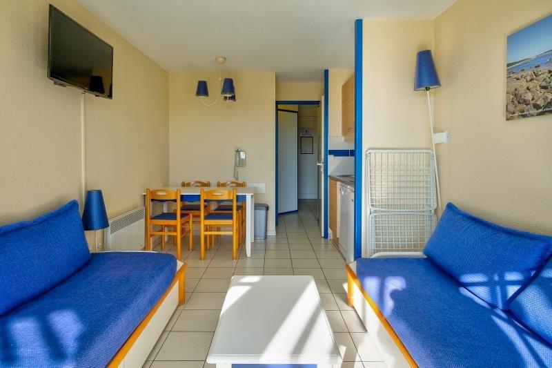 Revenda apartamento Talmont st hilaire 62100€ - Fotografia 1