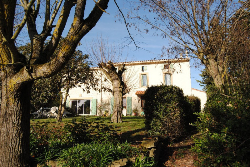 Vente maison / villa Fanjeaux 441 000€ - Photo 5