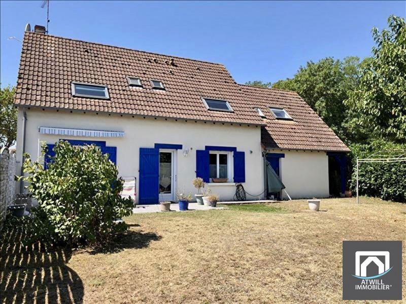 Sale house / villa Saint gervais la foret 239300€ - Picture 3