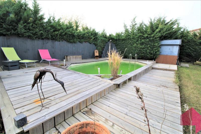 Vente maison / villa Quint fonsegrives 336000€ - Photo 5