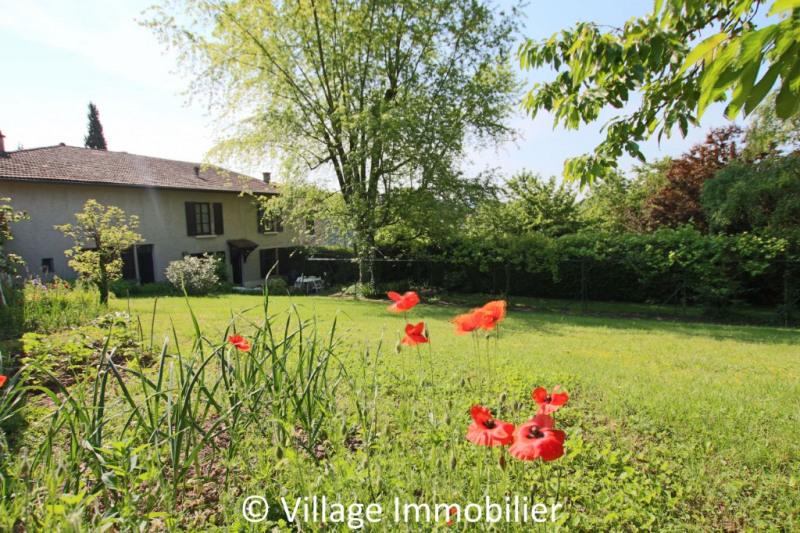 Vente maison / villa Toussieu 380000€ - Photo 1