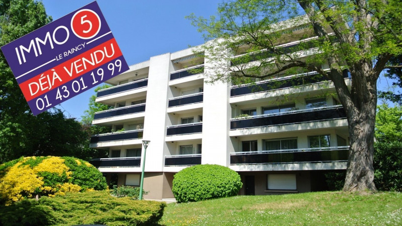 Sale apartment Le raincy 332000€ - Picture 1