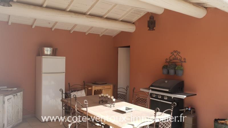 Vente maison / villa Sarrians 335000€ - Photo 9
