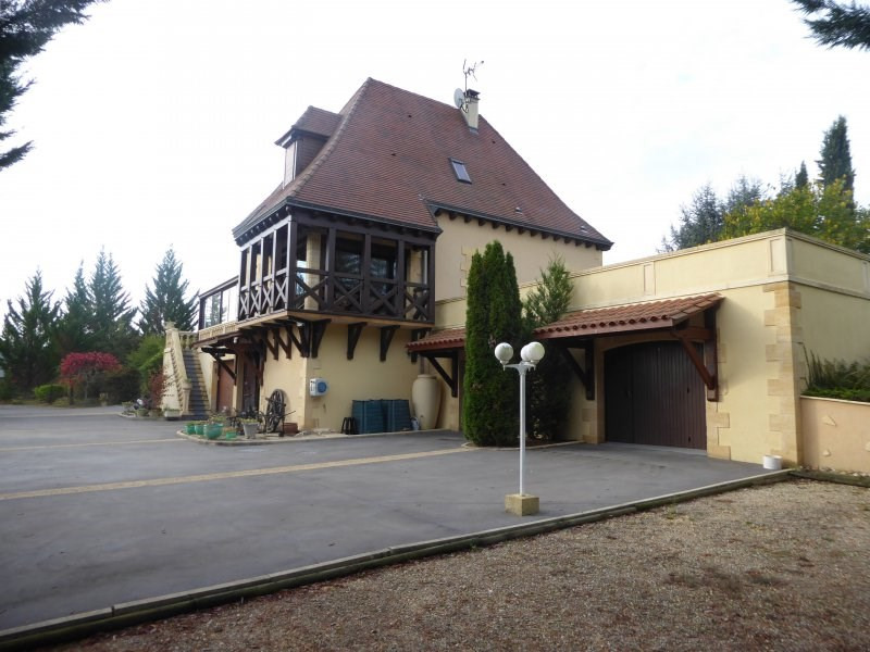 Sale house / villa Auriac du perigord 371000€ - Picture 4