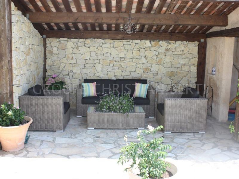 Vente de prestige maison / villa Tanneron 627000€ - Photo 17