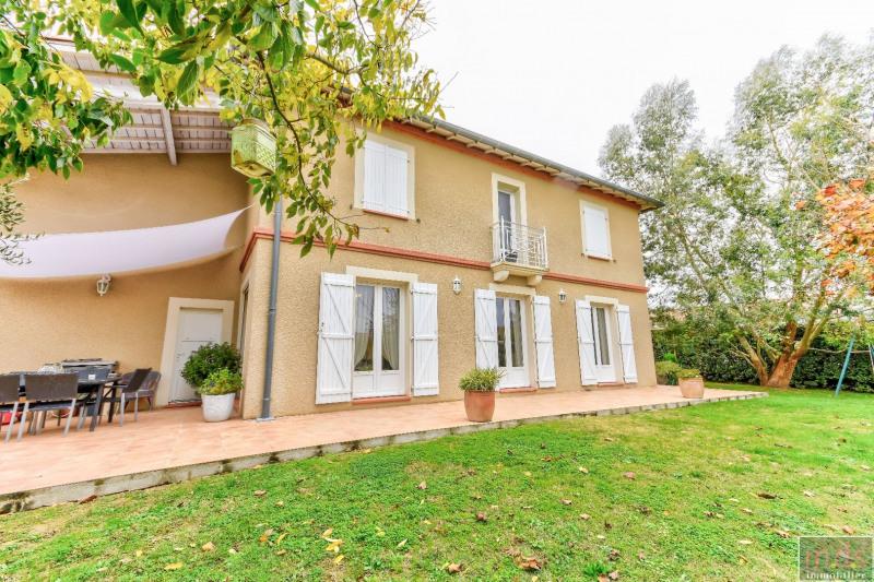 Deluxe sale house / villa Baziege 441000€ - Picture 2