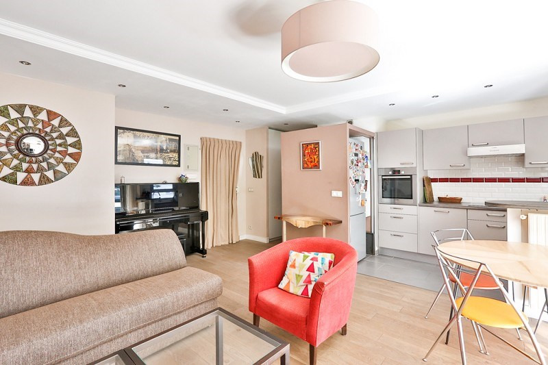 Sale apartment Paris 12ème 650000€ - Picture 3