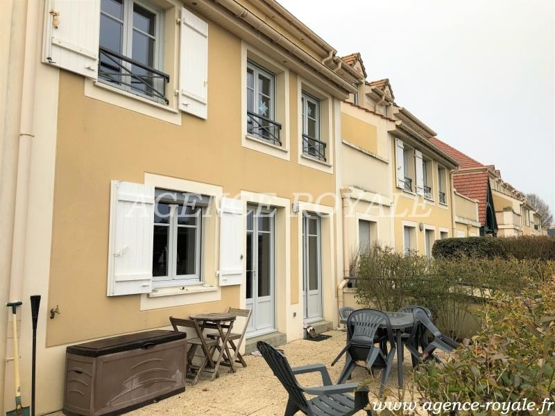 Sale apartment Chambourcy 320 000€ - Picture 1