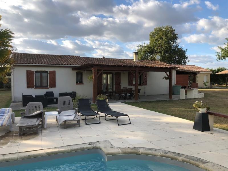 Sale house / villa Montbeton 235000€ - Picture 1