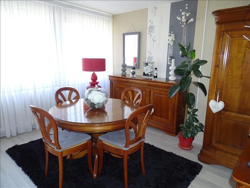 Sale apartment Chatillon sur seine 110000€ - Picture 4