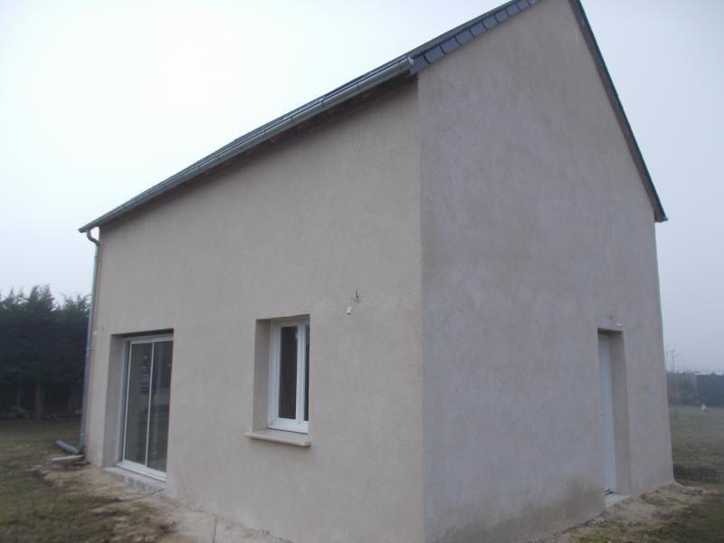 Vente maison / villa La chapelle aux naux 82500€ - Photo 1