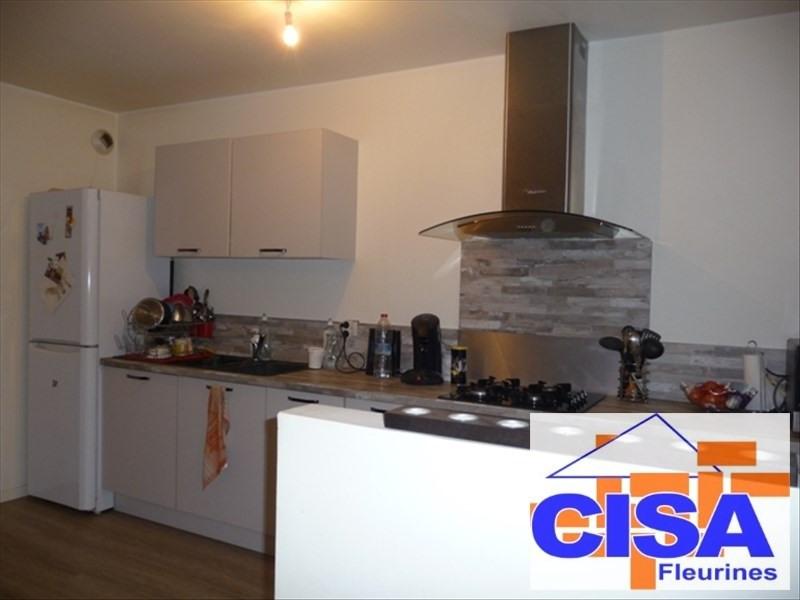 Rental apartment Fleurines 670€ CC - Picture 4
