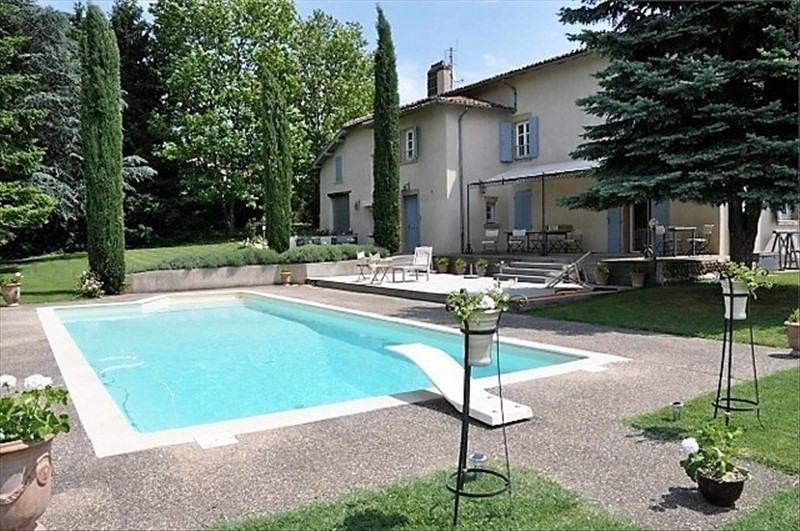 Immobile residenziali di prestigio casa Vienne 890000€ - Fotografia 1