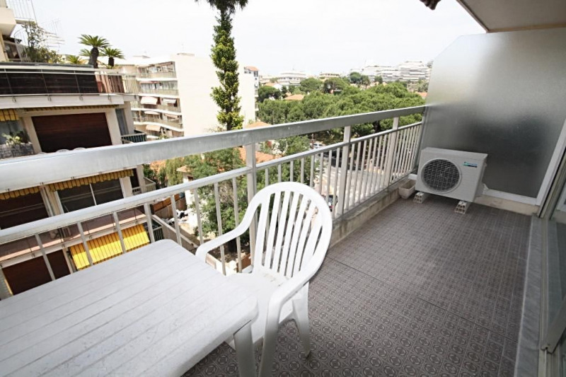 Location appartement Juan-les-pins 575€ CC - Photo 3