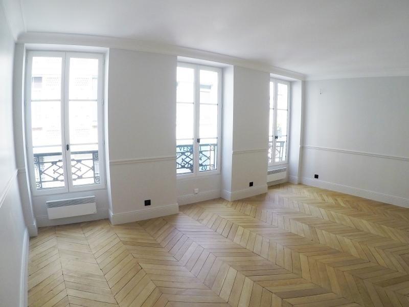 Vente appartement Paris 9ème 645000€ - Photo 1